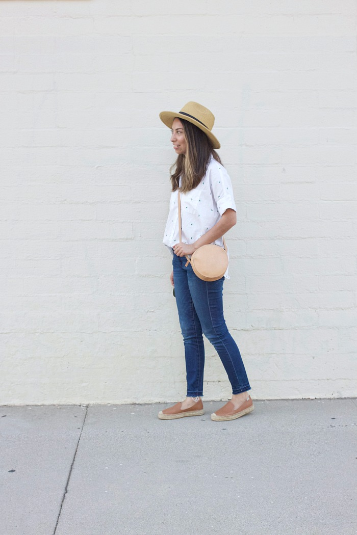 489122af2248 Adri Lately  Simple Summer Outfit
