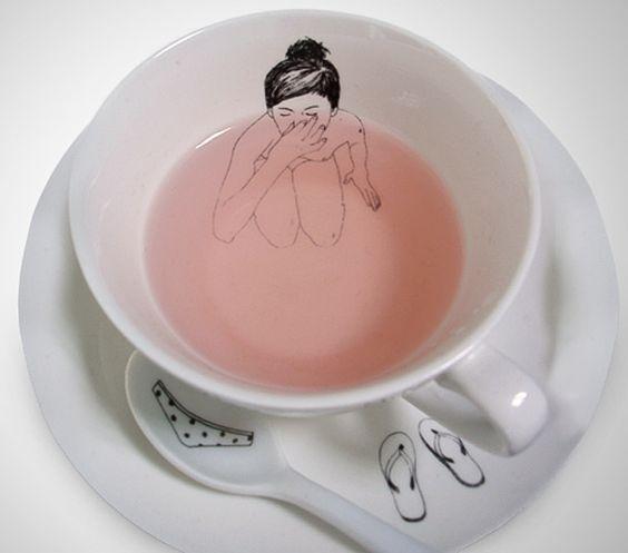 taza chapuzon de verano