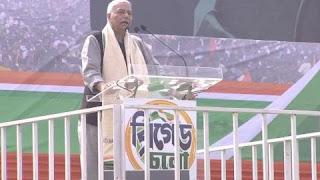 Kolkata, Sabka Saath, Kolkata, Sabka Saath, Sabka Vinash, Yashwant Sinha Mocks, Yashwant Sinha Mocks BJP, BJP at Oppn Rally, Kolkata, Sabka Saath, Sabka Vinash: Yashwant Sinha Mocks BJP at Oppn Rally,