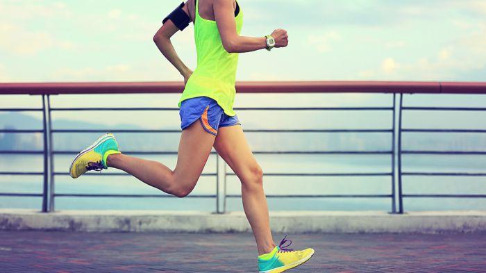 Manfaat lari sore bagi kesehatan