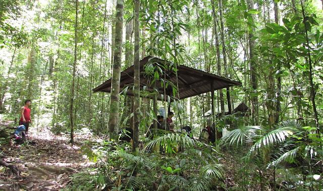 Pengalaman Mendaki Gunung Lucia Tawau Part 1