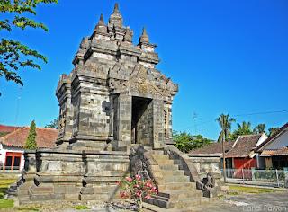 Pawon Temple, Yogyakarta