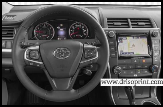 2016 Toyota Camry Sedan I4 XSE - Open Doors