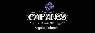 concierto de CAIFANES en Bogota