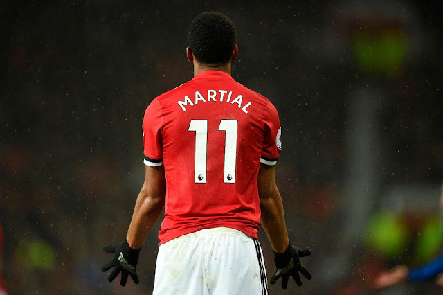 Anthony Martial wants to leave Manchester United, says agent
