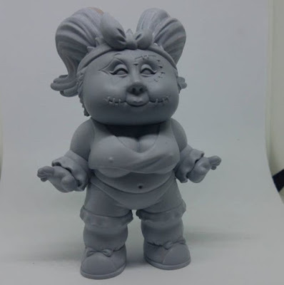 Petunia Rotten GPK Resin Figure by Renone Lab