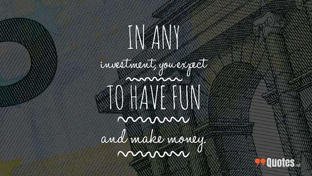 making money quote