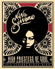Nina Simone, High Priestess of Soul