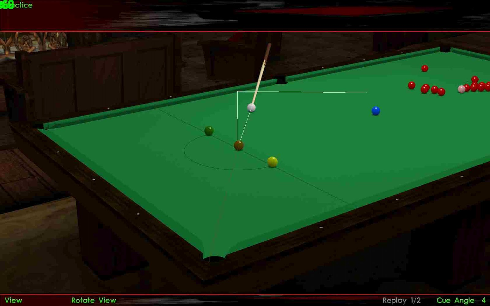 Back spin or follow ??   Snooker , pool and similar games