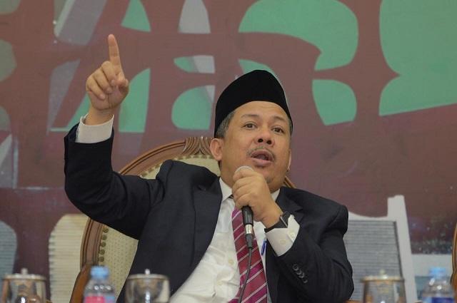 BNI Diminta Membiayai Kunjungan Jokowi di Garut, Fahri Hamzah: Itu Korupsi
