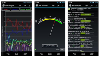 WiFi Analyser android