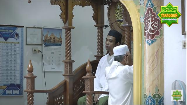 Bacaan Bilal Jum'at, dan Do'a Bilal Jum'at