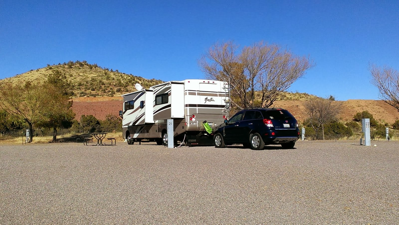 The Rv Travels Amp Camping Of Linda Amp Robin