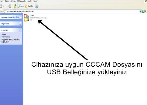 DreamStar İptv Cihaza CCcam Server Yükleme nasıl yapılır