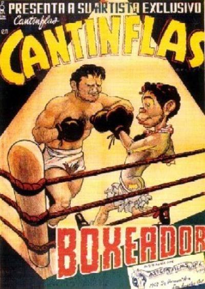 Cantinflas Boxeador - 1940