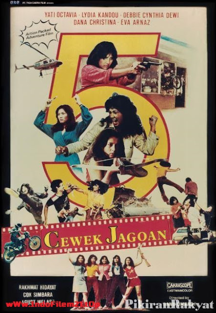 Lima Cewek Jagoan (1980)