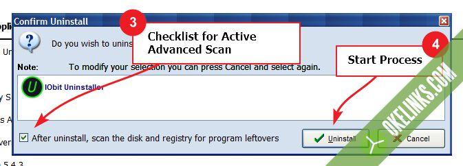 Melakukan / menghapus software komputer