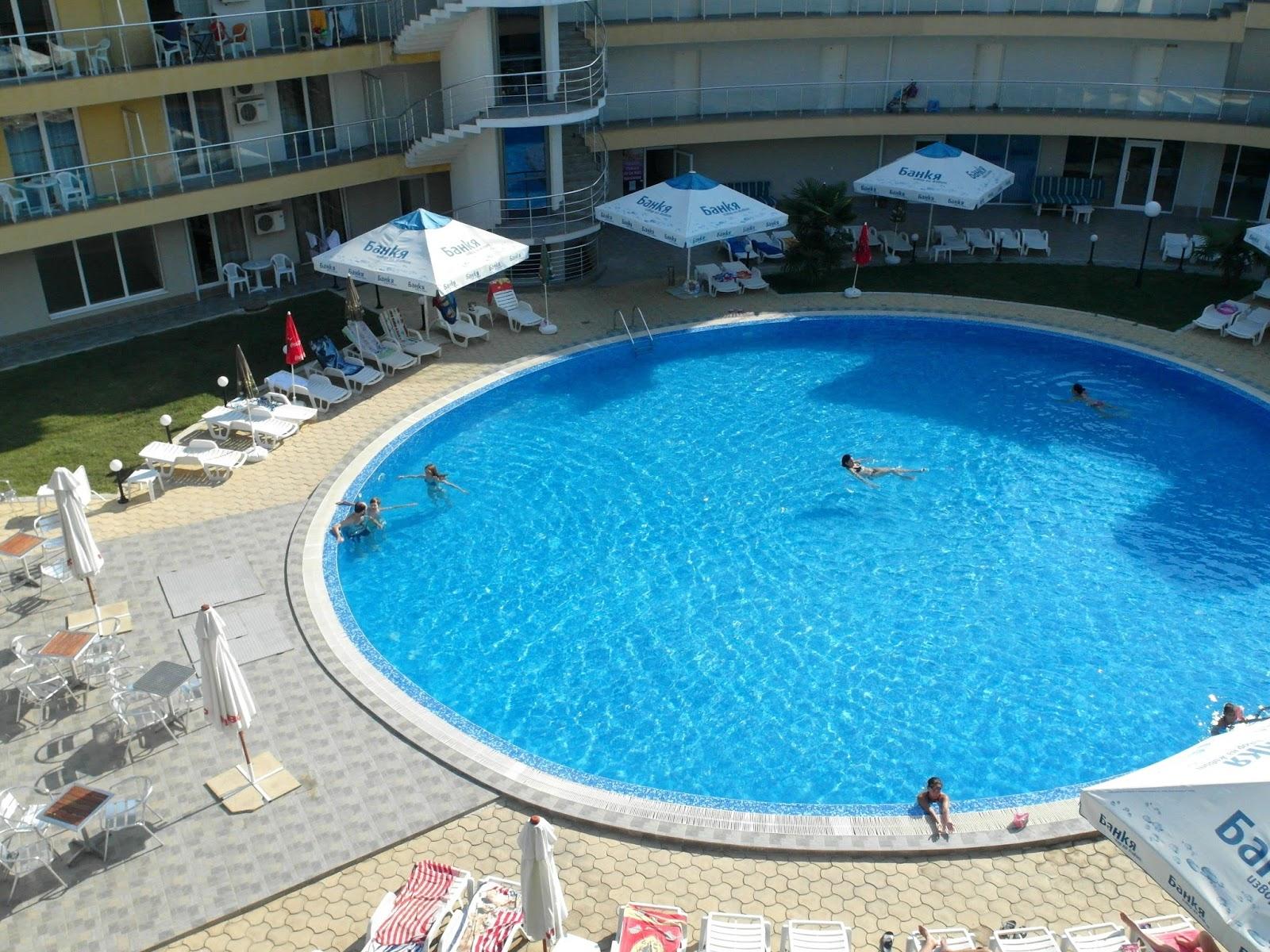 Hotelový bazén Bay View Tsarevo