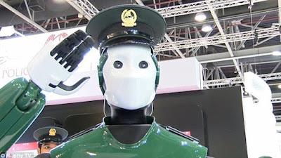 Κάτι σαν Robocop στους δρόμους του Ντουμπάι