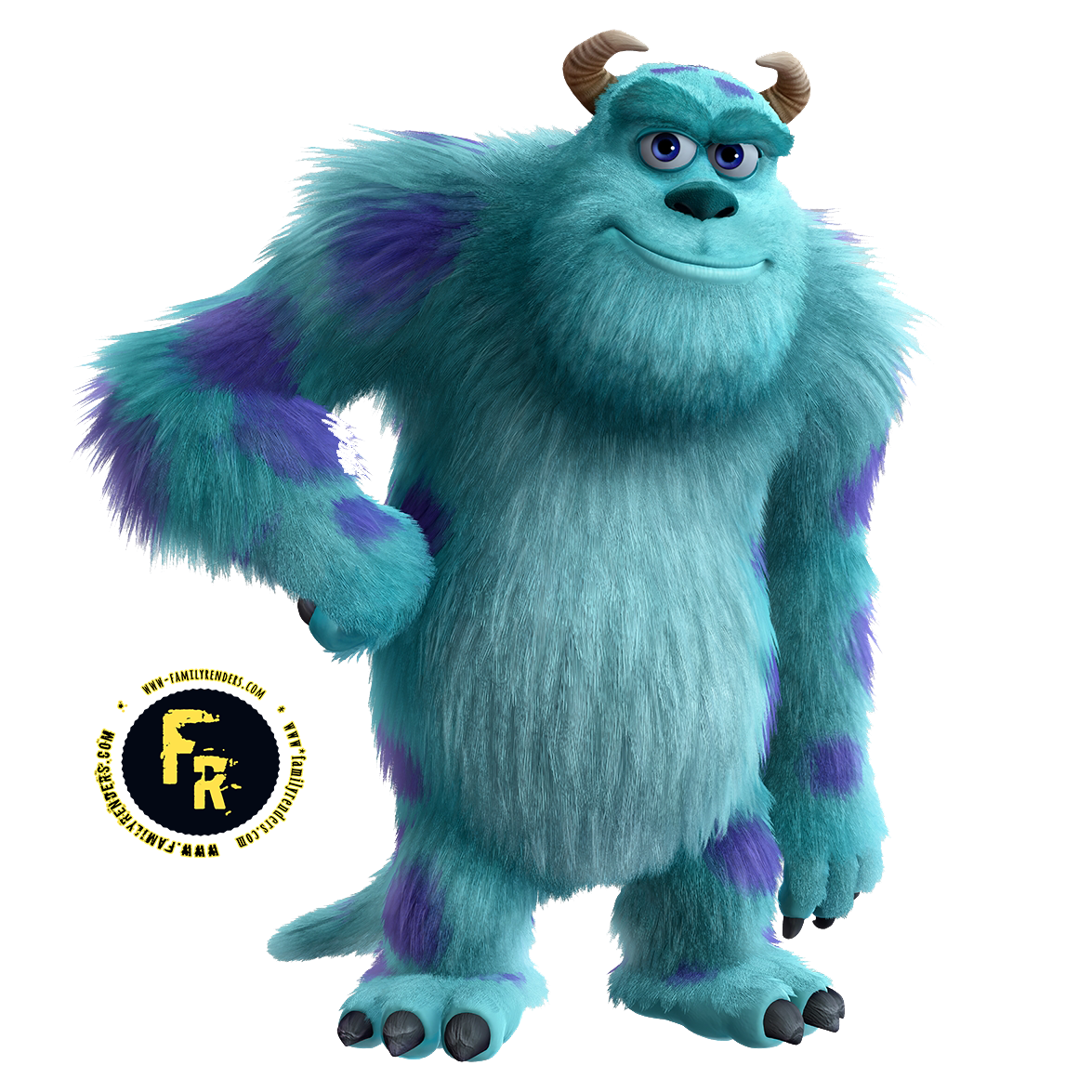 "render James P. ""Sulley"" Sullivan KH3"