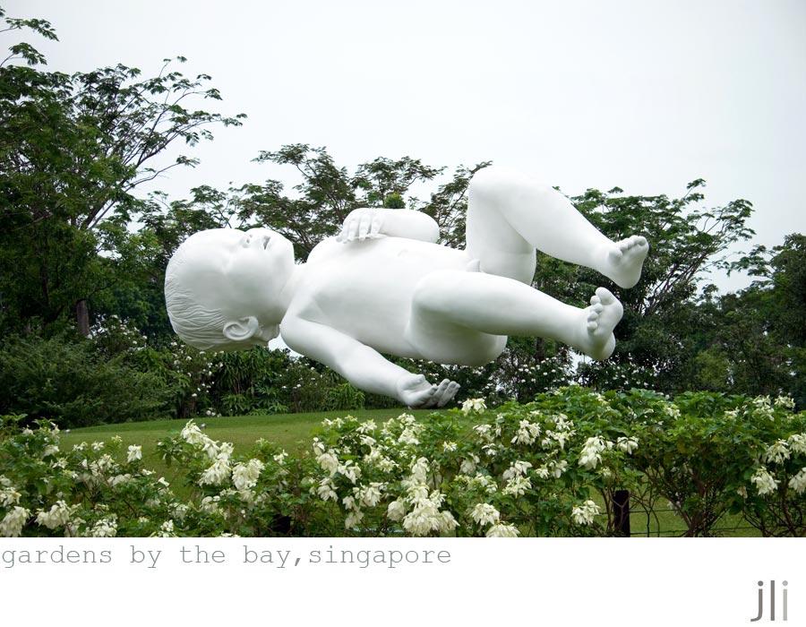 Garden By The Bay Baby Sculpture gardensthe bay / delicious bites