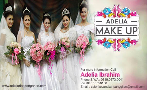 Make Up Rias Pengantin