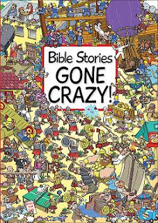 Bible Stories Gone Crazy!  cover