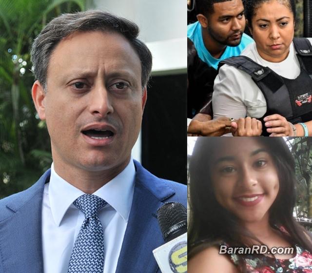 Procurador espera condena ejemplar en caso de Emely Peguero