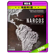 Narcos (2015) Temporada 1 COMPLETA WEB-DL 720p Audio Latino