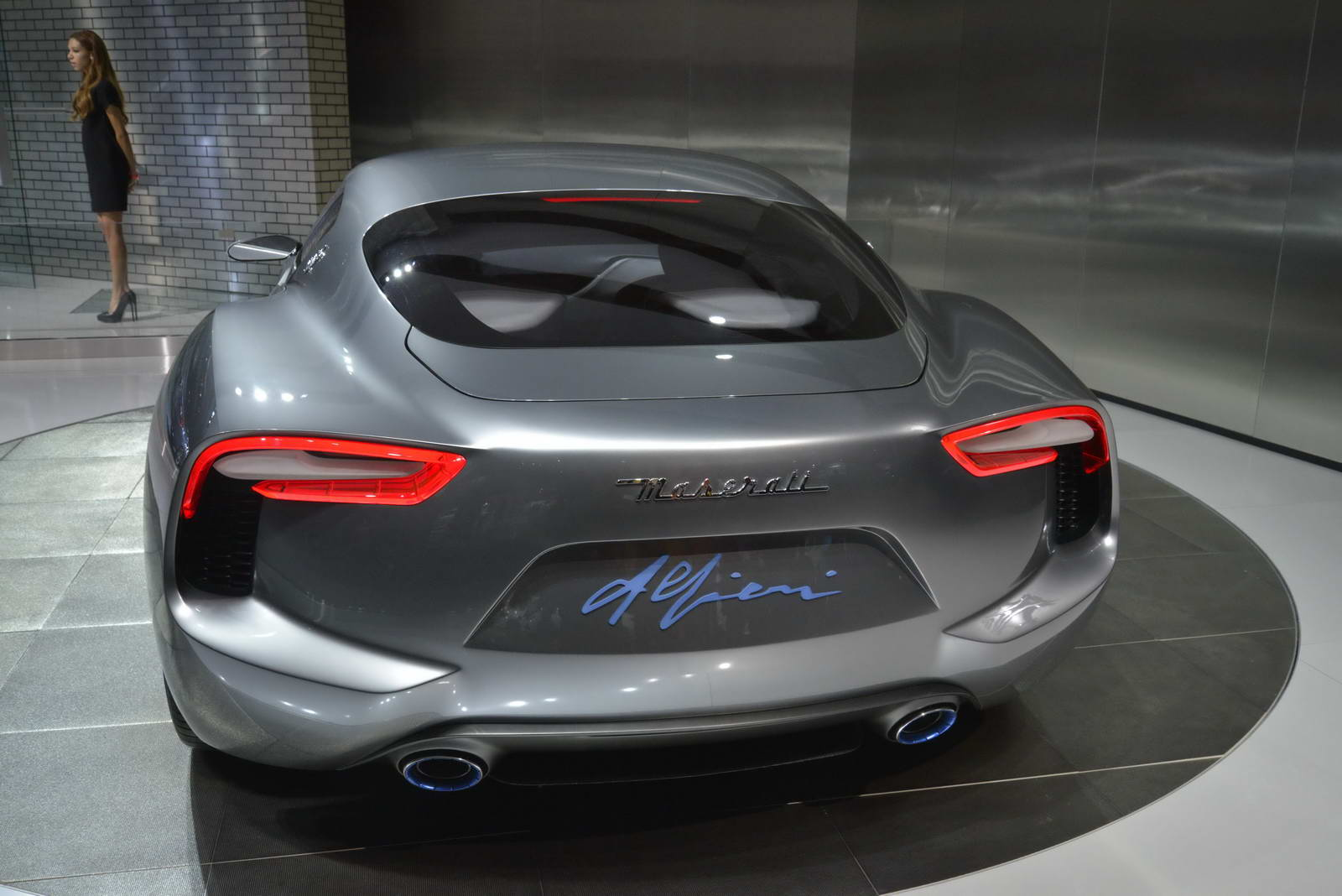 Maserati To Launch An All-Electric Alfieri In 2020   Carscoops