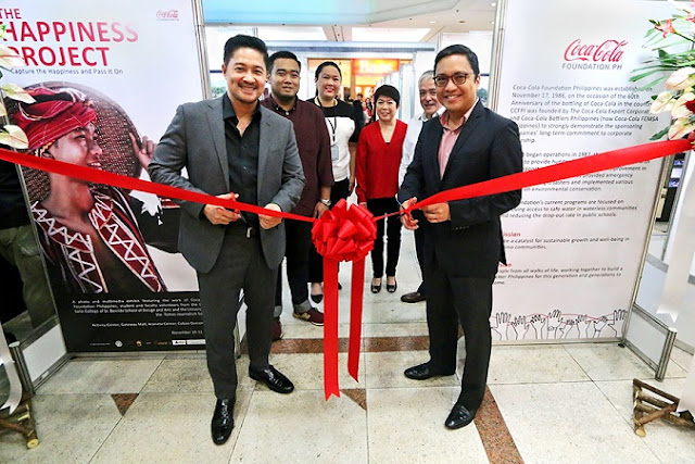 FTW! blog, cocacolafoundation.ph, zhequia.com, #FTWblog, #pressRelease, #cocacolafoundation #cocacolafoundationPH, #cocacola30yrs, #