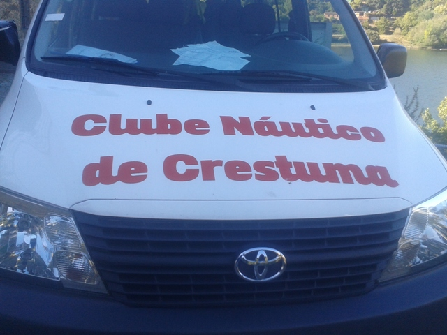 Carrinha Clube Náutico de Crestuma