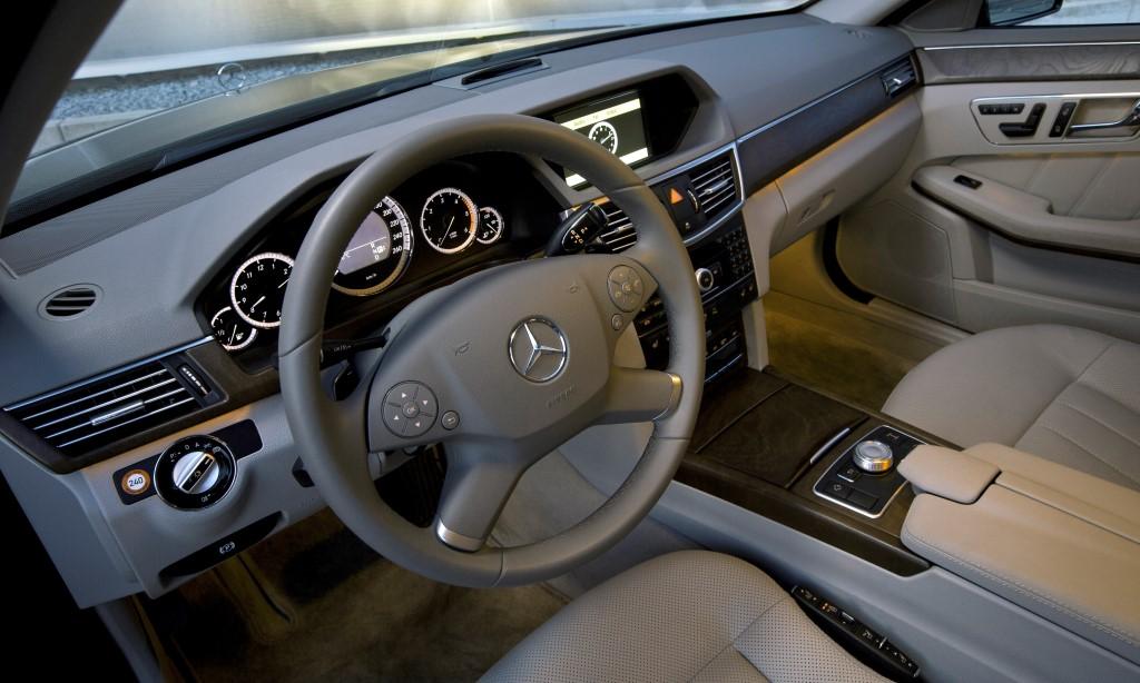 Lanzamiento Mercedes Benz Clase E Guard Autoblog