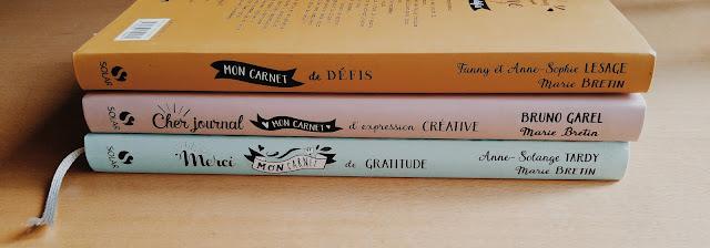 Livres créatifs et inspirants
