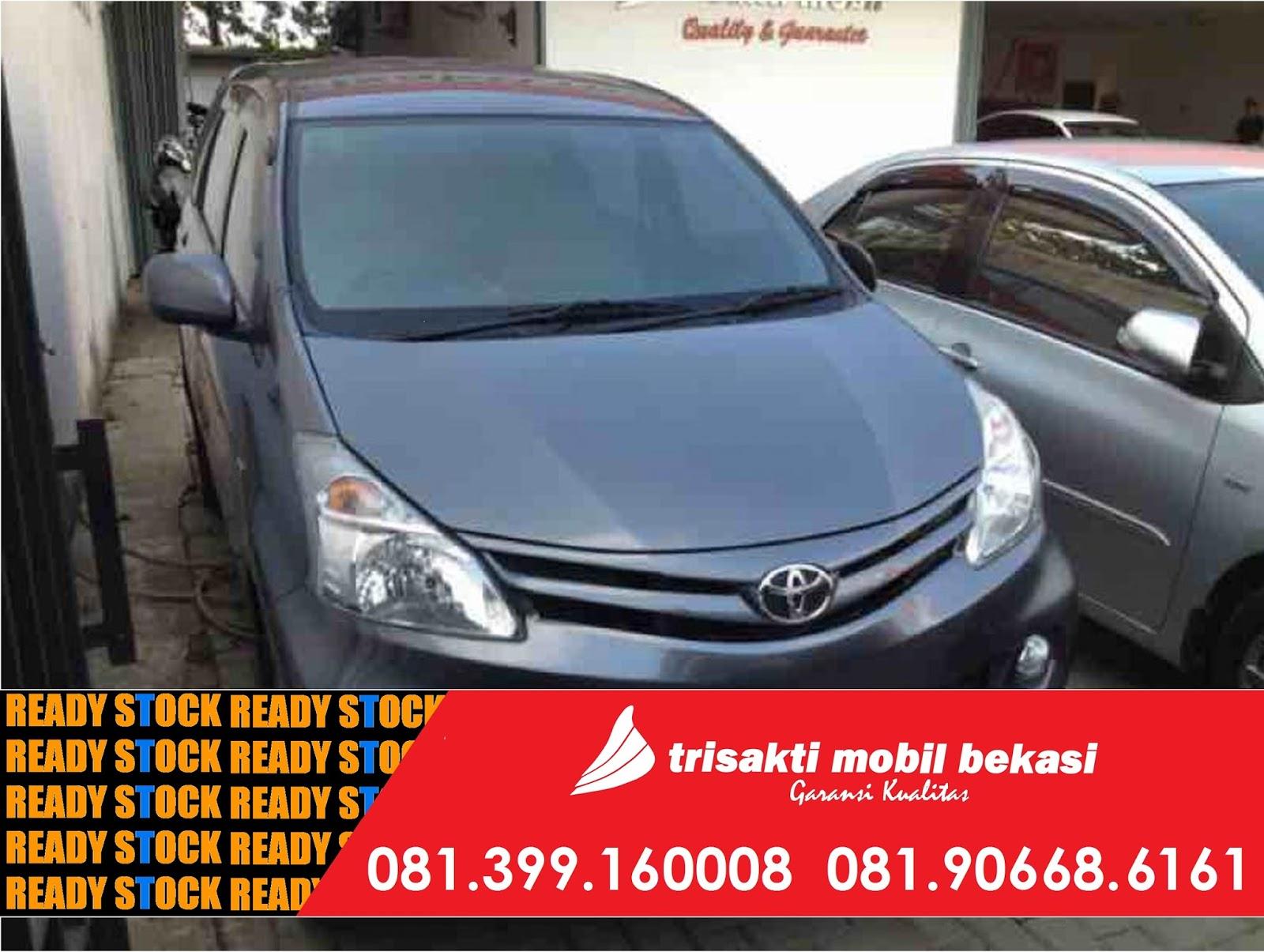 Kredit Mobil Bekas Toyota Agya Jawa Barat Toyota Agya G Mt 2014