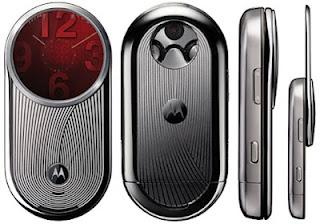 Motorola Aura, Móvil del 2008