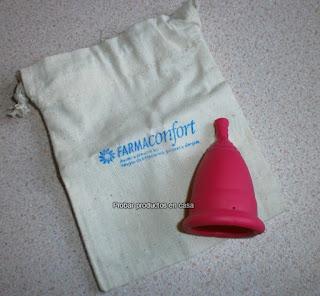 Copa Menstrual Farmaconfort