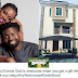 Basketmouth's wife deletes post she made that her husband just gifted her a house