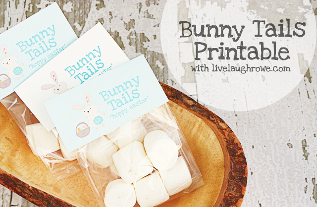 3+styled bunny tails brighter The Best Wedding, Easter, Spring and More Printables 38