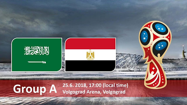 Svetsko prvenstvo: Saudijska Arabija - Egipat uživo prenos