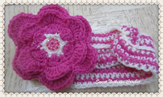 free crochet pattern, free crochet headband patterns,