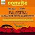 Convite: Palestra com Alexandre Costa (Tour d'Afrique)