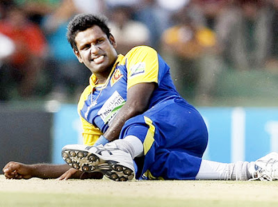 Angelo Mathews Latest HD Wallpaper 2013 | All Cricket Stars