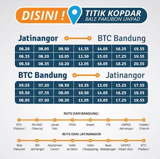 Travel Jatinagor Bandung
