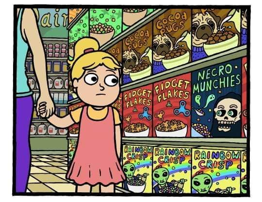 Cereal do Necromante