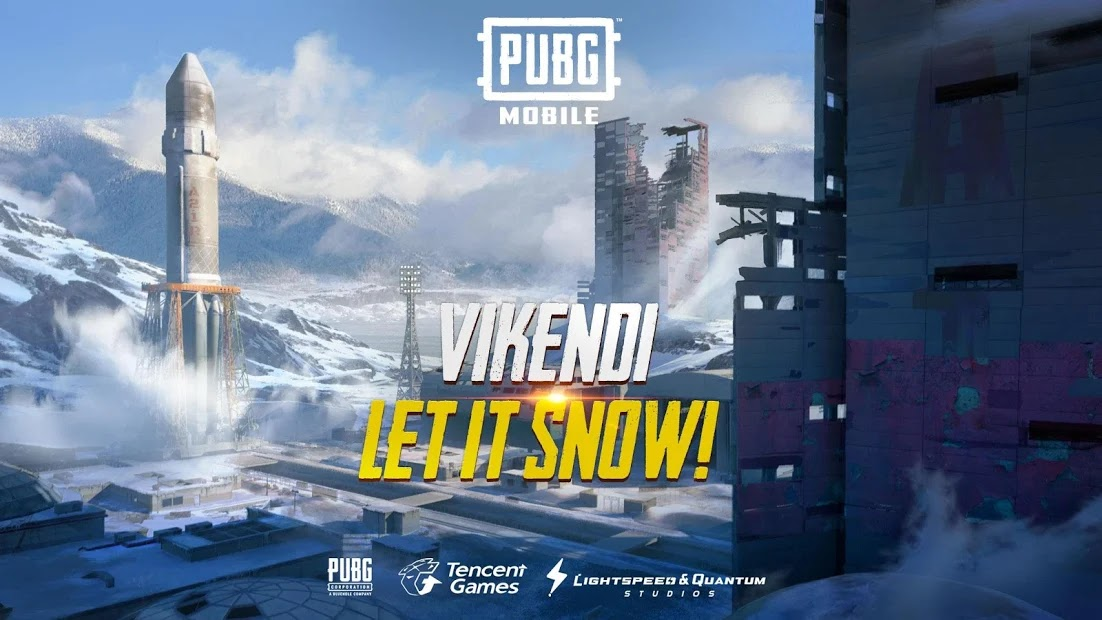 PUBG Mobile 0 10 0 Apk Data | Download Vikendi Map Update Android