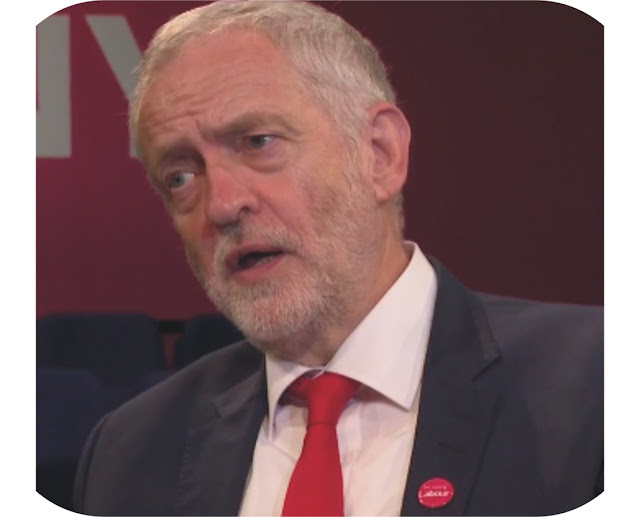 Corbyn answers question on immigration
