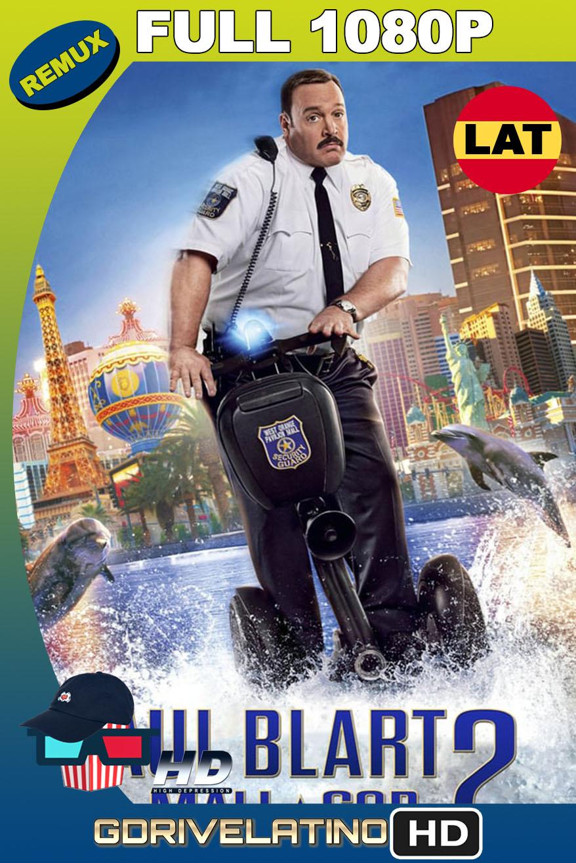 Paul Blart Mall Cop 2 (2015) REMUX 1080p Latino-Inglés MKV