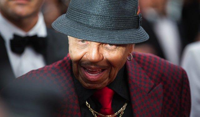 Joe Jackson sofreu um derrame devido ao consumo de viagra