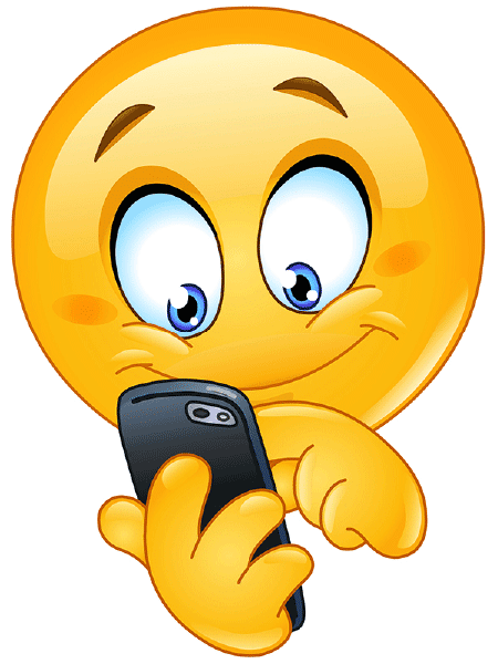 Smartphone Smiley